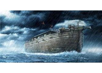 Hz.Nuh Nuh ve ikinci Âdem benzetmesi