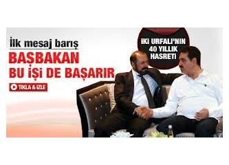 """""""Türk'ün Kürt'ü  İbrahim Tatlıses'le, """"Kürt'ün Kürt'ü  Şivan Perver birlikte türkü söylerse..."""