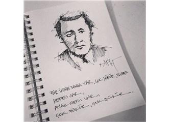 Orhan Veli'yi kaybedeli 63 yıl oldu.