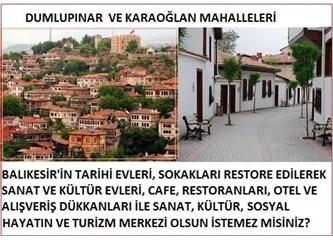 Tarihi Balıkesir evleri