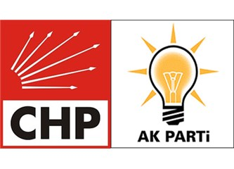 Neden CHP'de tartışma oluyor? AKP'de olmuyor!