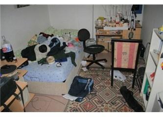 Anti-hijyenik öğrenci evleri!