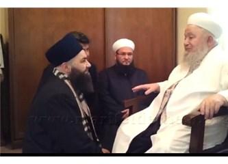 Mahmut Efendi'den Cübbeli Ahmet'e cevap: Hz. Mehdi'ye biat etmeden ölmeyeceğim!