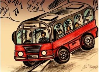 Blog otobüsünde...