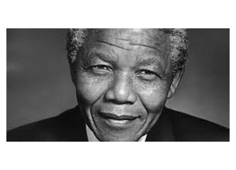 Mandela; kaderinin ve ruhunun efendisi!