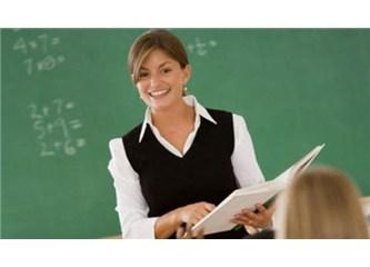 Öğretmenim bir dakika bakar mısınız?