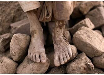 Yoksula yedirmediğin sürece cennetin kapılarından giremezsin…