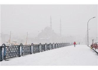 Ne çektin be İstanbul...