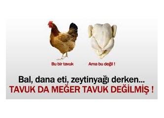 Tavuk etinde KDV yüzde 8'e çıkartılırken, pırlanta da niçin sıfırlandı?