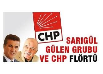 Gülen ve CHP flörtü