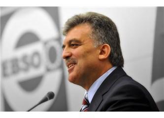 Cumhurbaşkanı Abdullah Gül aranıyor