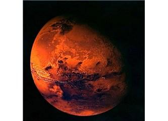 Mars Terazi burcunda...