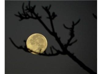 Yılın son dolunayı...