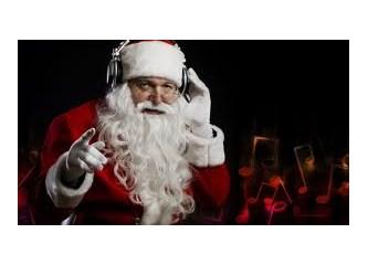 Noel baba ! Bizi diskoya götür !