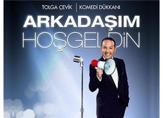 Yılbaşının galibi ''Arkadaşım Hoşgeldin'' oldu !