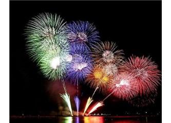 Ünlüler Yeni Yıla Nasıl Girdi?