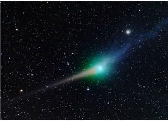 Yoksa çift kuyruklu yıldız Mehdi'nin zuhur alameti mi?