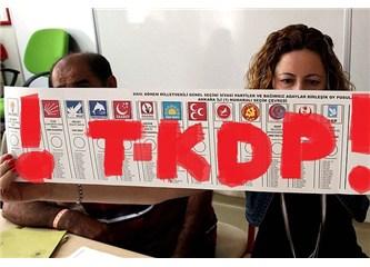 TKDP'ye onay veren yüce divanlık suç işler