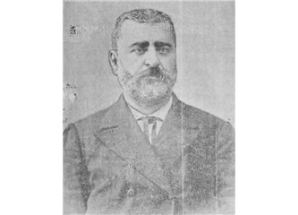 Fertek'li gazeteci ve yazar Nikolaos Theologidis