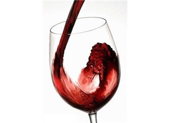 Şarabın en kızılı, en bordosundan