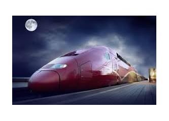 Hızlı tren gelir m'ola?