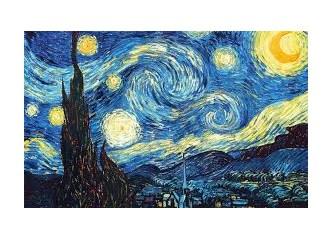 """Vincent van Gogh """"Tüm ihtiraslarımdan vazgeçsem bile resim yapmadan duramam"""""""
