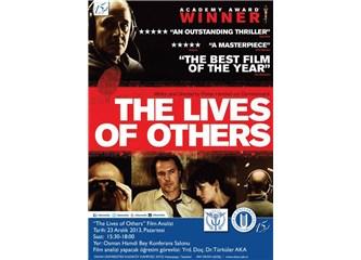 Başkalarının Hayatı_The Lives of Others