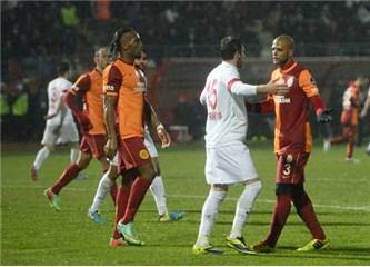 Galatasaray Eriyor