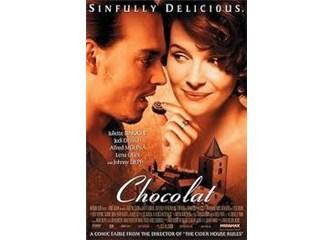 """Çikolata """"Rüzgar bana sesleniyor."""""""