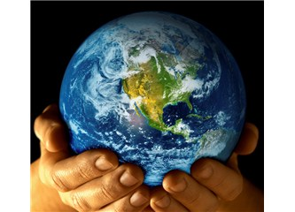 Bu gezegen bizim olduğuna göre onunla topaç gibi oynayabiliriz