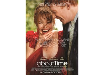 About Time- Zamanda Aşk