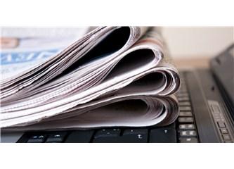 Benim gazetem senin internetini döver!