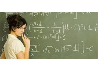 Esnaf, matematik çalışmaya başladı!