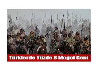 Biz Türkler yüzde kaç Moğol Geni taşıyoruz?