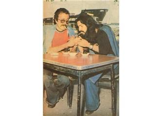 Cem Karaca'nın ölüm yıl dönümünde Barış Manço'yu anmak...