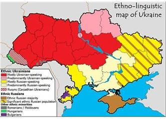 Ukrayna ilk Domino taşı mı?