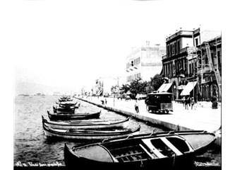 Eski Aşk, eski şarap, eski sevgili, eski şarkı, eski para gibidir İzmir'in nostaljisi.