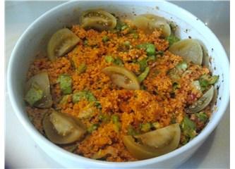 Kısır (Kıvırcık salatalı)