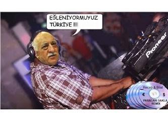 Eğleniyor muyuz Türkiye!!!
