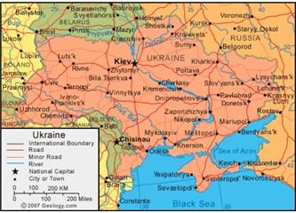 Ukrayna'daki Krize dair bilinmesi gerekenler