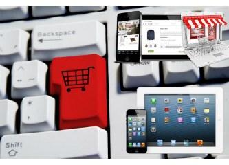 Sorularla e-ticaret sitelerinin fiziksel mağazalara göre cezbedici yönleri