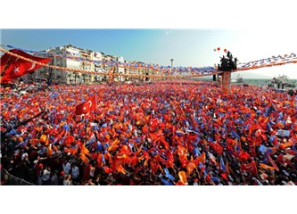 Başbakan'ın İzmirli'siz İzmir Mitingi