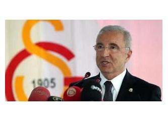 Galatasaray'ın başkanı ise böyle olur..