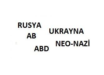Ukrayna'da Neo-Nazileri öven AB