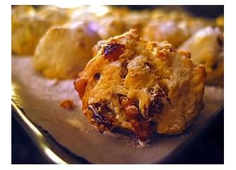 Kaya kurabiye tarifi