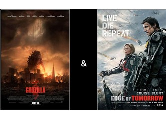 Godzilla Ve Tom Cruise Göz Kamaştırıyor Magazin Milliyet Blog