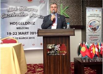 Eskişehir Türk Dünyası etkinlikleri ve Türk basını