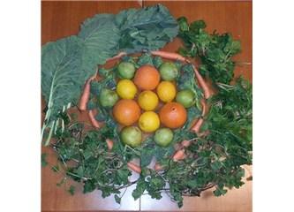 Çocuklarınızın besinlerini yeşillendirin!