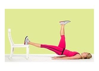 Basen eritme hareketleri ile basen yağlarınızdan kurtulun