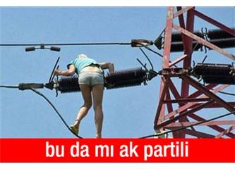 Sizi gidi oy hırsızları ya da AKP'liler...